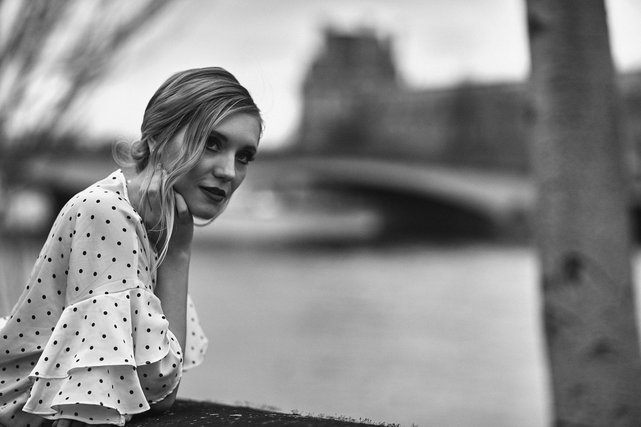 Portraits an der Seine in Paris