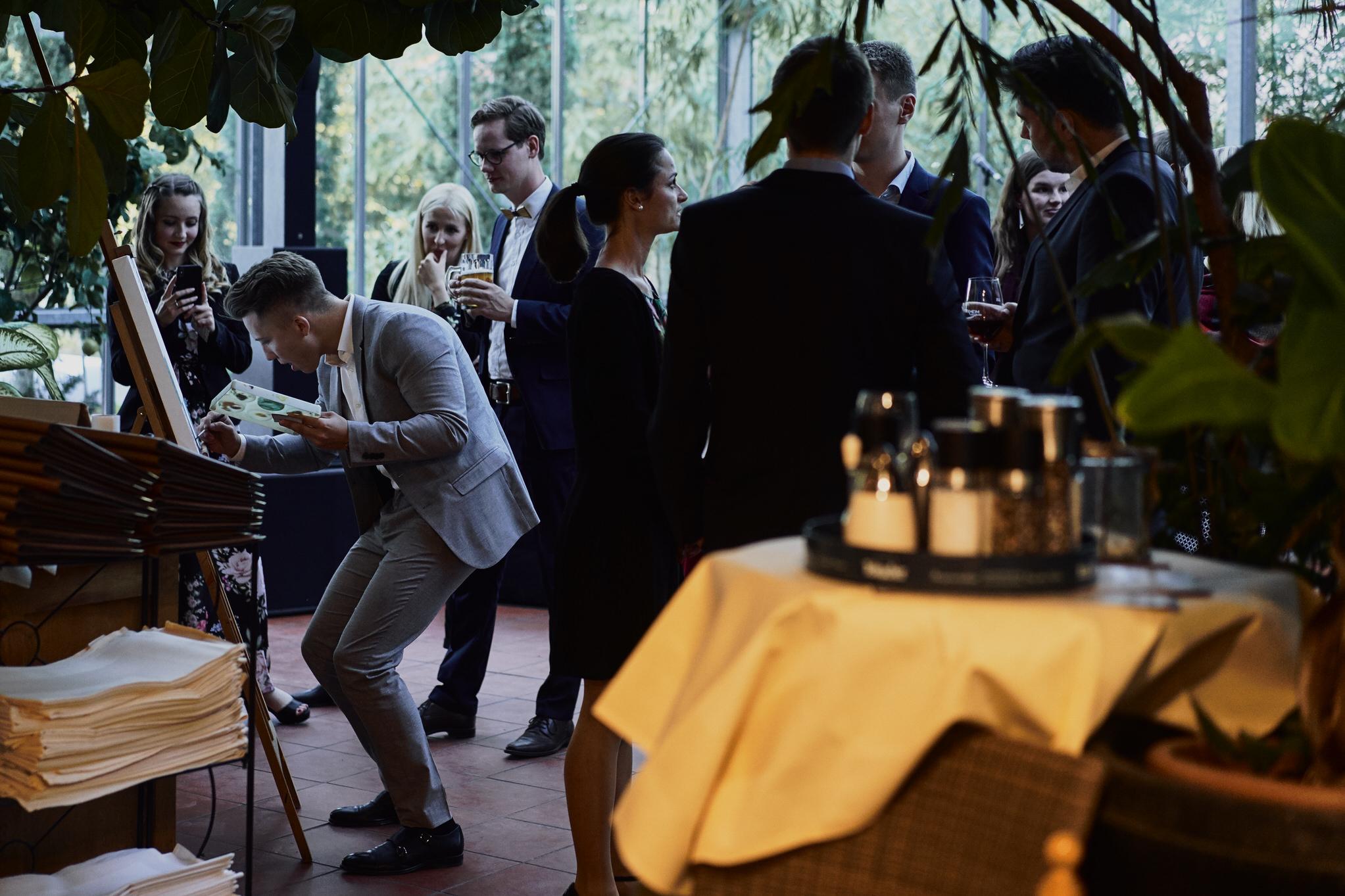 Zeremonie Hochzeit Rainer Moster