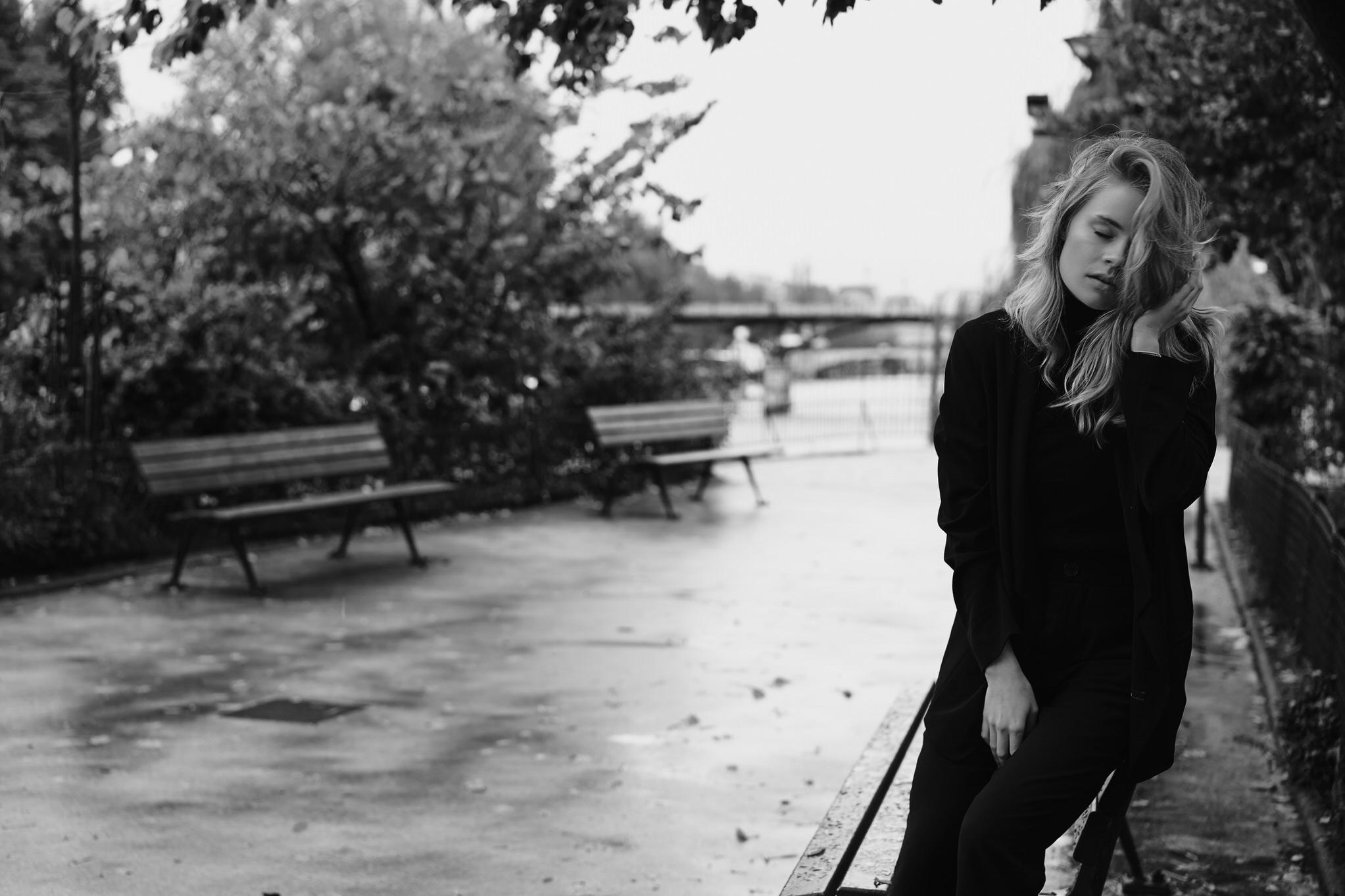 Portraits in Paris