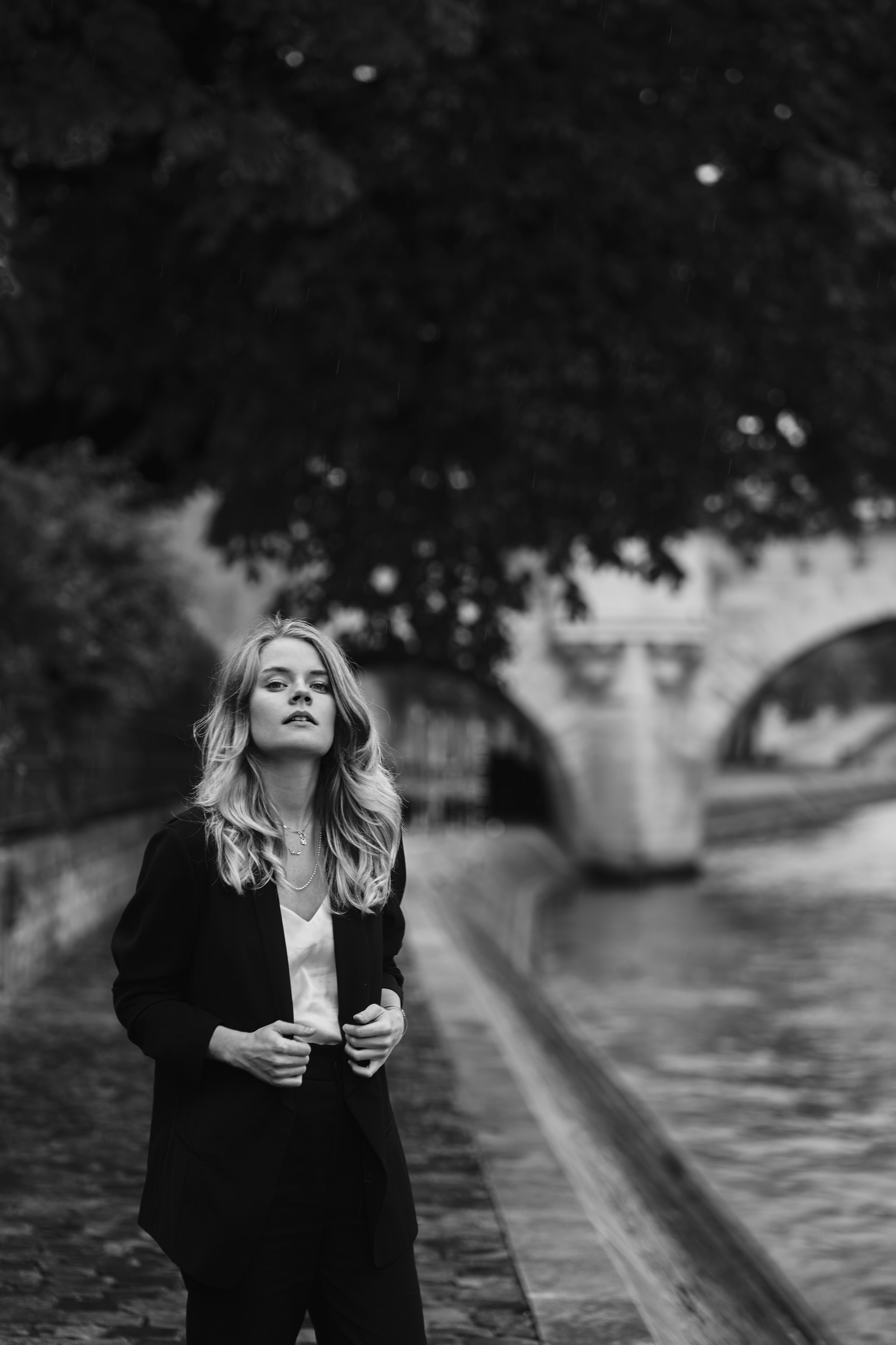 Portraits in Paris